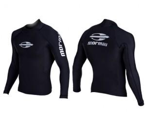 Camisa Manga Longa para surf