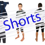 Shorts de Neoprene